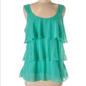 NWOT Ann taylor LOFT sleeveless blouse